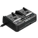 DEDRA akkumulátor töltő 20V SAS+ALL