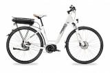 Elektromos kerékpár, E-GEAR 28/18 UNI ALFINE E-8 FEHÉR