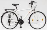 Trekking kerékpár, LANDRIDER 28/21 FFI 21SP 90 FEHÉR LIMITÁLT