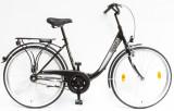 Női kerékpárok, BUDAPEST B 26/18 GR 19 FEKETE