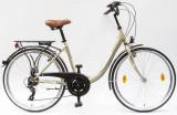 Női kerékpárok, BUDAPEST B 26/18 7SP 19 DRAPP