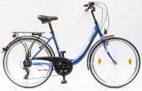 Női kerékpárok, BUDAPEST B 26/18 7SP 19 SÖTÉTKÉK