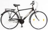Férfi kerékpárok, BUDAPEST FFI 28/19 N3 2020 FEKETE