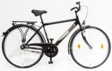 Férfi kerékpárok, BUDAPEST FFI 28/21 GR 2020 FEKETE