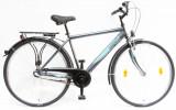 Férfi kerékpárok, BUDAPEST FFI 28/21 N3 2020 GRAFIT