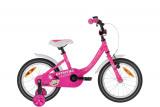 """KELLYS Emma pink 16"""" Gyermek kerékpár"""