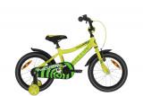 """KELLYS Wasper yellow 16"""" Gyermek kerékpár"""