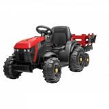 Hecht Akkumulátoros Gyerek Traktor Piros