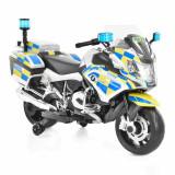 Hecht BMW R 1200 RT POLICE Akkumulátoros Gyerek Motor