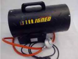 Hőlégfúvó IGNEO 15kW, gázüzemű termék fő termékképe