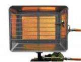 Palackra szerelhető infra hősugárzó