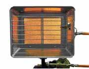 Palackra szerelhető infra hősugárzó termék fő termékképe