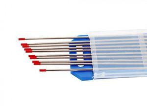 Wolfram elektróda 2,4-es, piros termék fő termékképe