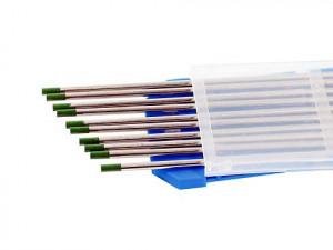 Wolfram elektróda 2,4-es, zöld termék fő termékképe