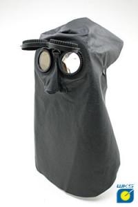 Fejpajzs, bőr lánghegesztő védőszemüveggel termék fő termékképe