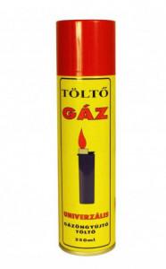 Gázönygyújtó töltő gáz 250 ml termék fő termékképe