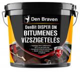 Den Braven DenBit Disper DN bitumenes vízszigetelés, fekete, 5 kg