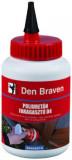 Den Braven Poliuretán faragasztó D4, mézbarna, 500 ml