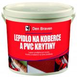 Den Braven Szőnyeg és PVC ragasztó, fehér, 5 kg
