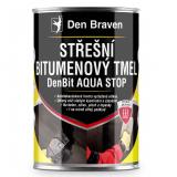 Den Braven DenBit AQUA STOP tetőszigetelő bitumenkitt, fekete, 1 kg