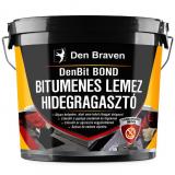 Den Braven DenBit BOND bitumenes lemez – hidegragasztó, fekete, 5 kg