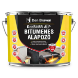 Den Braven DenBit BR-ALP bitumenes alapozó, fekete, 4.5 kg