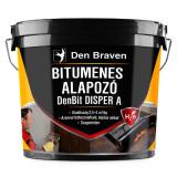 Den Braven DenBit DISPER A bitumenes alapozó, fekete, 5 kg
