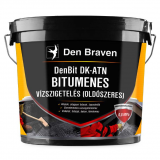 Den Braven DenBit DK-ATN bitumenes vízszigetelés, fekete, 4.5 kg