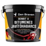 Den Braven DenBit U bitumenes javítóhabarcs, fekete, 5 kg