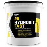 Den Braven 2K Hydrobit Fast gyorsan száradó aszfalthabarcs, sötétbarna, 30 kg