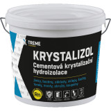 Den Braven Krystalizol vízszigetelés, szürke, 5 kg