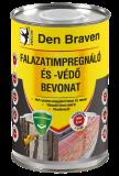 Den Braven PROFI falazatimpregnáló és - védő bevonat, átlátszó 1 l