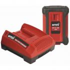 MTD akkumulátorok, töltők