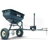 Vontatható szórókocsi, 80 kg