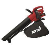 MTD BLBV40 akkumulátoros lombszívó, -fújó (akku és töltő nélkül)