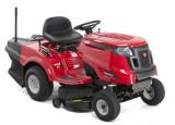 MTD SMART RE 125 hátsó kiszórású fűnyíró traktor, textil fűgyűjtővel