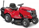 MTD SMART RN 145 hátsó kiszórású fűnyíró traktor, textil fűgyűjtővel