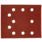 115 x 140 mm szorítóval rögzíthető csiszolólapok