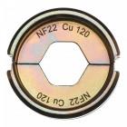 NF22 Cu krimpelő betétek