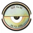 Q22 Cu krimpelő betétek