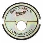 RU22 Cu/AL krimpelő betétek