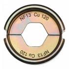 NF13 Cu krimpelő betétek