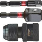 Shockwave Impact Duty™ dugókulcs és bit adapterek