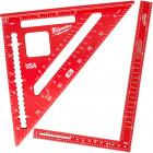 Háromszög vonalzók, ácsderékszögek
