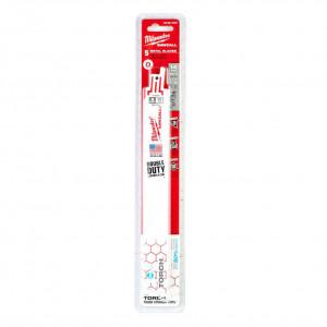 Heavy Duty / ICE HARDENED szablyafűrészlap, bontó, fémhez, Bi-Met, Co, 230 mm, 14 TPi, 5 db/csomag termék fő termékképe