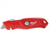 Visszahúzható pengéjű biztonsági kés