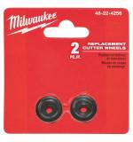 Milwaukee Vágógörgő rézcsővágóhoz, 2db/bliszter
