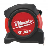 Milwaukee Mérőszalag, 2 m / 6 láb / 13 mm
