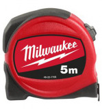 Milwaukee Slimline mérőszalag, 5 m / 25 mm