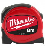 Milwaukee Slimline mérőszalag, 8 m / 25 mm